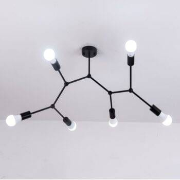 Creative Molecular-Structure LED Chandelier Chandeliers