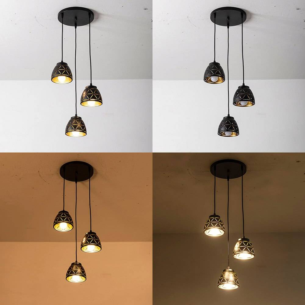 Modern loft LED Pendants Chandeliers Lighting Ceiling Pendant Lights Chandeliers