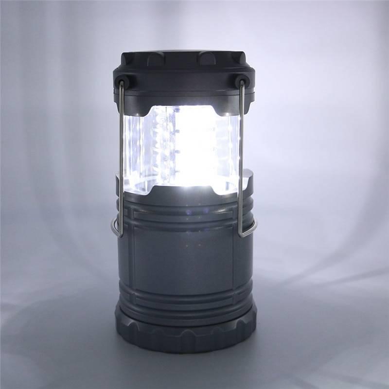 30 LED Portable Lantern Flashlight For Camping Tent Flash Lights & Head Lamps Lanterns & Work Lights