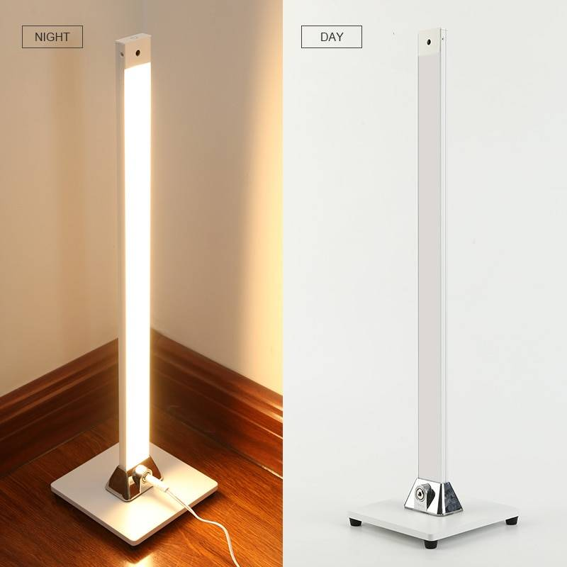 Modern Remote Controlled LED Floor Standing Lamp Floor Lamps