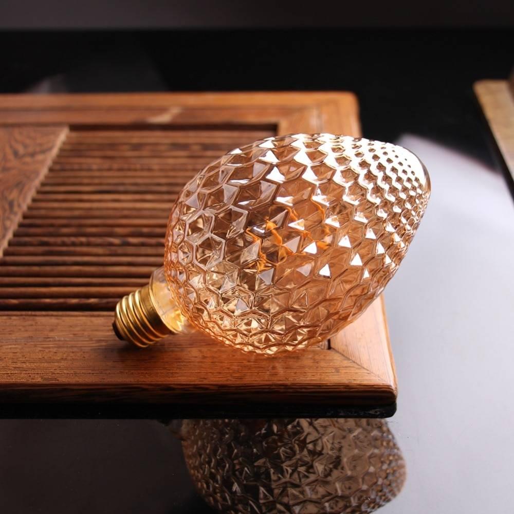 Vintage Dimmable LED Spiral Filament Bulbs LED Light Bulbs