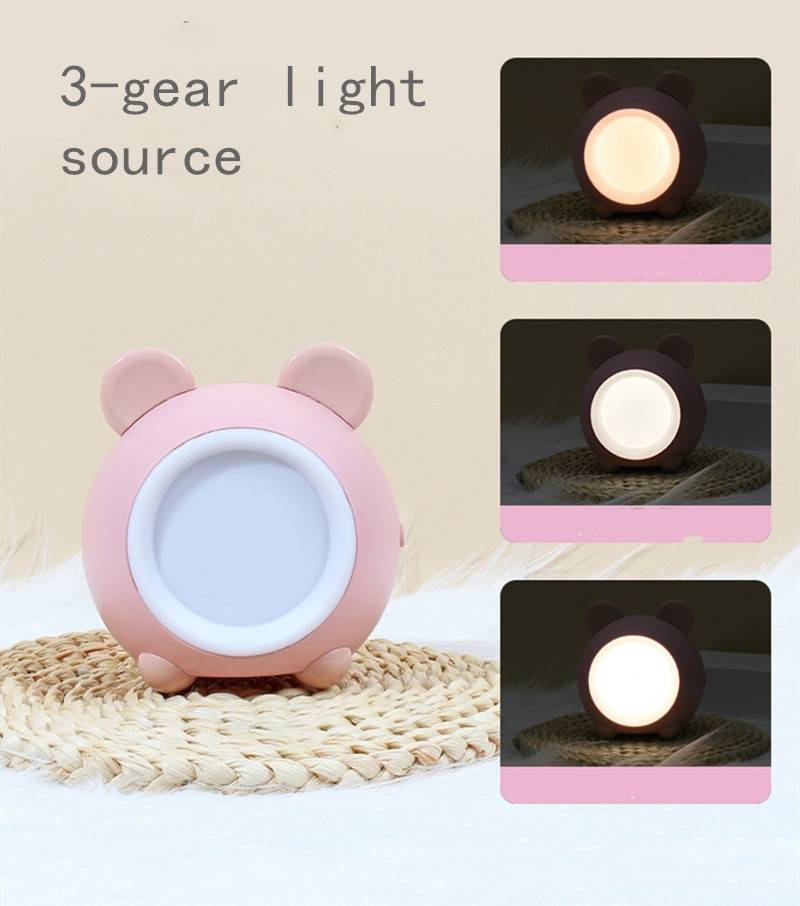 Cute Touch Dimming USB LED Night Lamps Night Lamps