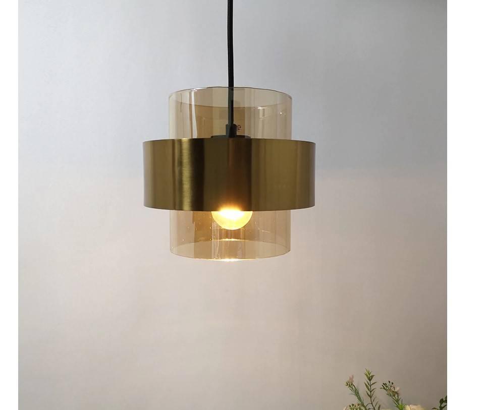 Nordic Style Golden Pendant Lighting