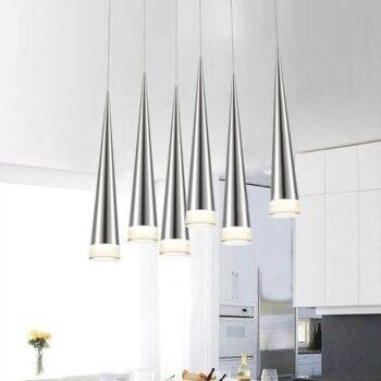 Conical LED Pendant Lighting Ceiling Pendant Lights
