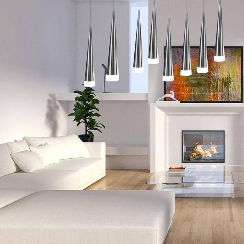 Conical LED Pendant Lighting Ceiling Pendant Lights