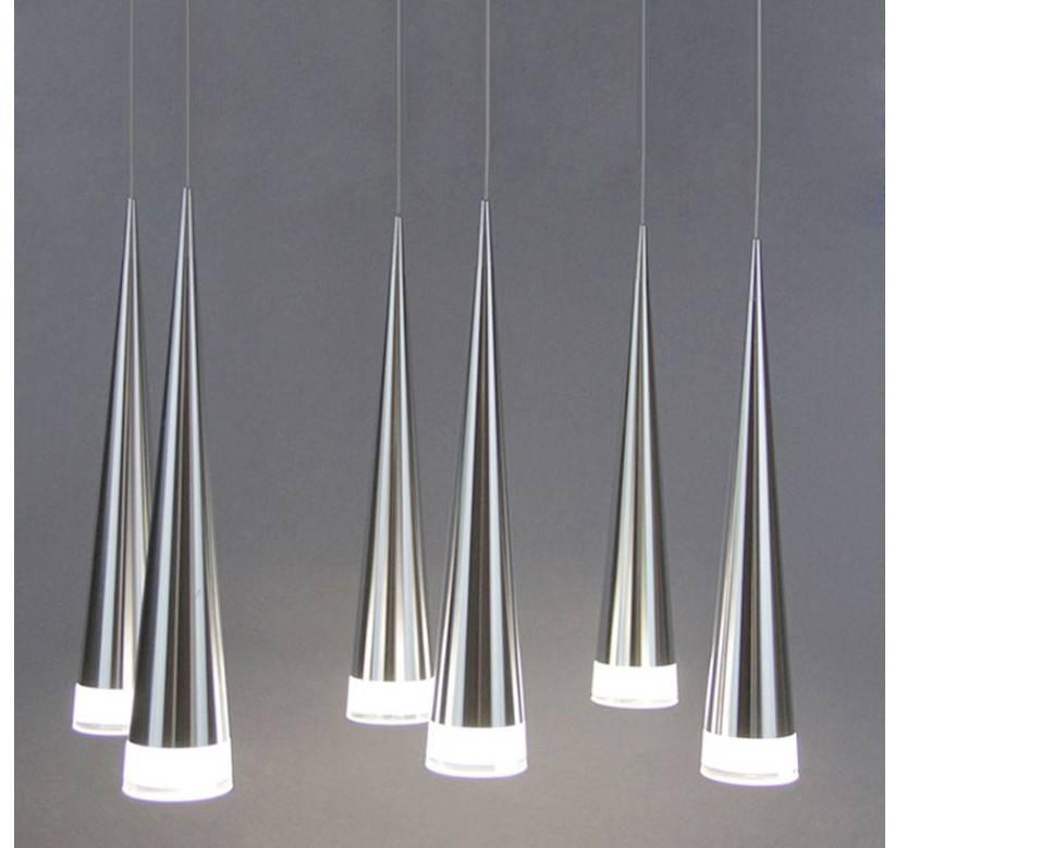 Pyramide LED Pendant Lighting