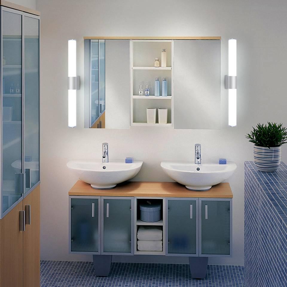 LED Modern Bathroom Vanity Mirror Lights Vanity Lights