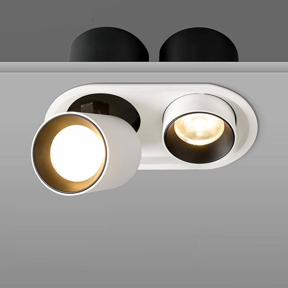 Embedded & Stretchable Ceiling Spotlight Ceiling Downlights