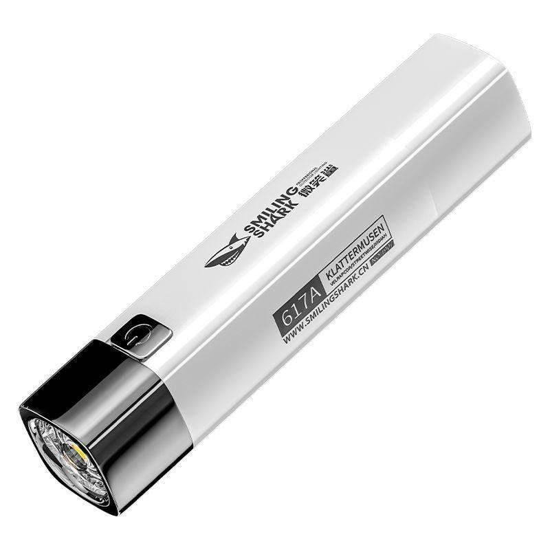 Rechargeable Commando Flashlight & Power Bank  Flash Lights & Head Lamps