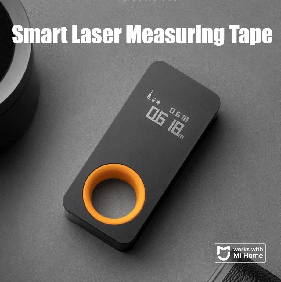Smart Laser Measuring Tape Lighting Gadgets